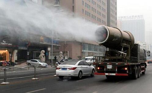 神吐槽周末版:大炮打雾霾,这车飙得有点猛图片
