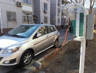 北京车主买新能源车送充电桩 但8个月冢本监督 番号还没装上