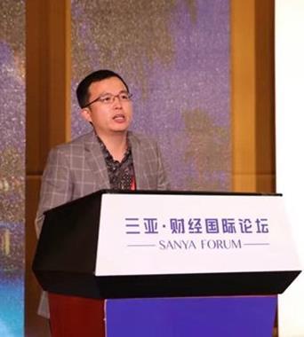 碧桂园集团副总裁、集团新闻发言人 朱剑敏