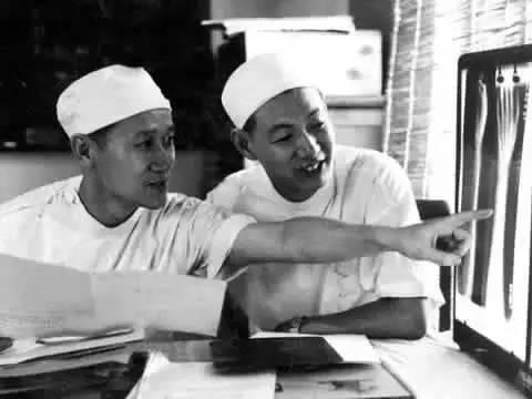 早在1963年,上海青年工人王存柏因操纵失慎,被冲床纵向堵截右手,被紧迫送至上海市第六公民病院。