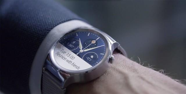 谷歌商店下架华为智能手表HUAWEI WATCH
