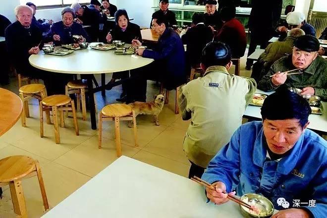 如东县的一家养老院