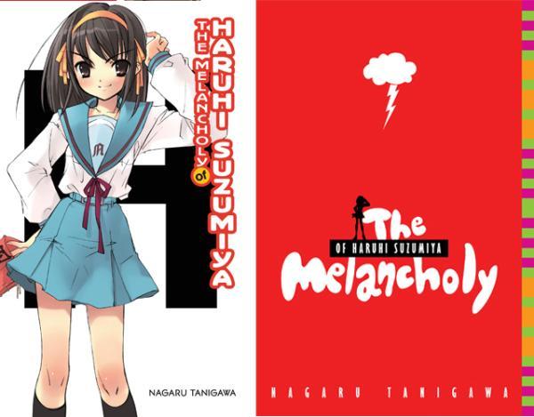 以《凉宫春日的忧郁》为代表的日本轻小说曾一度占据了欧美网络读者的领地