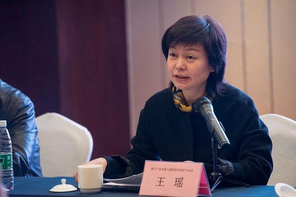 中国摄影家协会主席、分党组书记王瑶 致辞