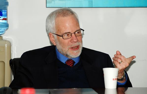 IMF资深政策顾问Barry Eichengreen