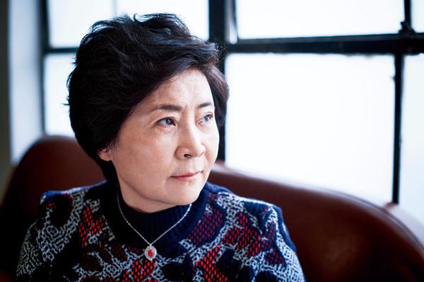 江苏省广播电视总台前任台长周莉。