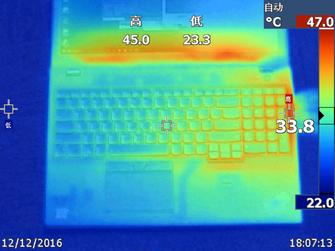 续航、散热与功耗:T560表现全能平衡