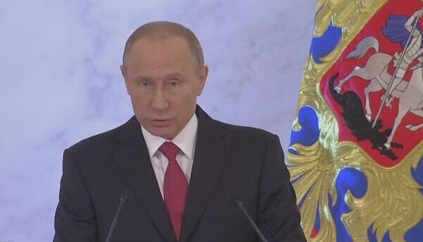 俄罗斯总统普京(网页截图)