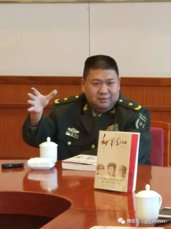 今天,在西山脚下的一处僻静院落内,毛新宇将军接受了长安街知事APP专访。说起爷爷毛泽东,他总露出虔诚和敬仰的神色,这一次也不例外。