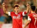 力帆官方宣布王栋转会泰达 重庆三年87场进26球