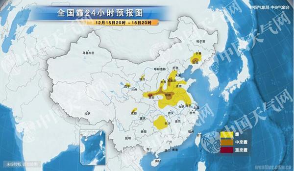 今年10月以来,京津冀及周边地区由于冷空气活动偏弱,大气扩散条件总体偏差,平均霾日数较去年同期偏多,PM2.5平均浓度较去年同期偏高。10月以来,一共出现了5次重污染天气过程,分别是11月3-6日、11月17-19日、11月28-30日、12月2-4日和12月10-13日,重污染持续时间最长的达4天。