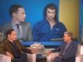 《艾伦秀第14季片花》第七十二期 吉姆赞菲利普斯身材似半海豚 大玩五秒游戏惨输