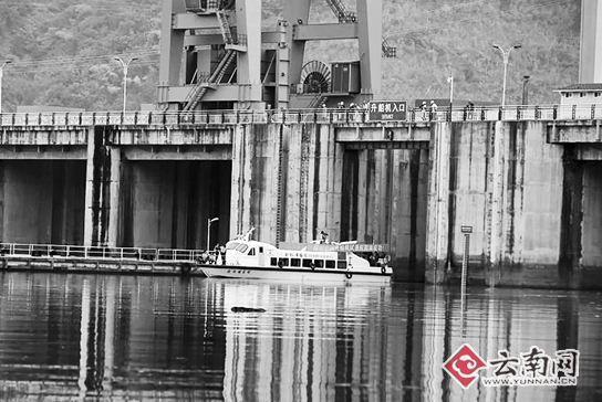 澜沧江-湄公河航道景洪段曾经康复通航