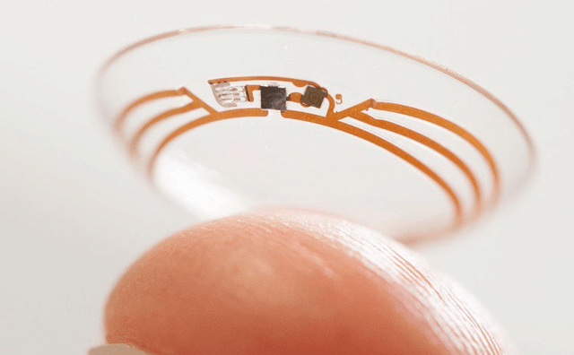 Google合作打造的智能隐形眼镜延后推出