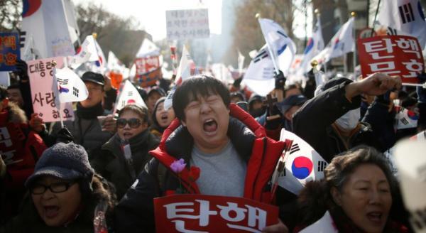 朴槿惠称闺蜜干涉国政比例才不足1%,舆论问要到多少才不行