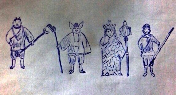神吐槽:马云油画值千万 梵高哭晕在厕所图片