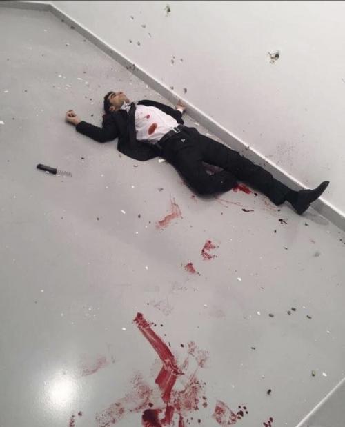 俄罗斯驻土耳其大使被枪杀 凶手究竟是什么人?