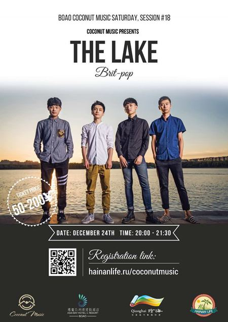 湖泊乐队海报