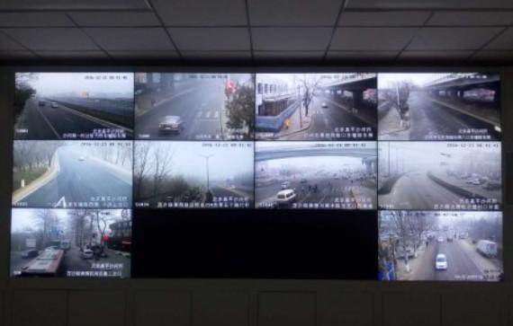 昌平交通指挥中心真实图片。