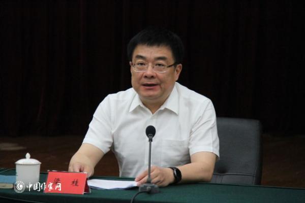 陕西省委常委、宣传部部长梁桂兼任常务副省长职务