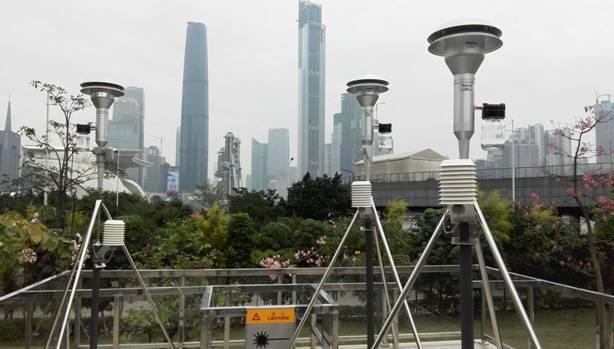 空气质量自动监测站采样系统(资料图)