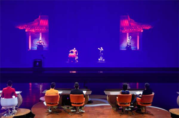 北京卫视的大型原创文化类真人秀节目《传承者之中国意象》.jpg