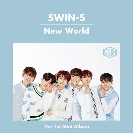 SWIN-S《New World》专辑封面