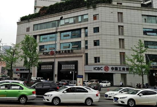 大发一分pk10工商银行成都分行滨江支行。