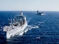 那些游弋在中国南海的美军舰船