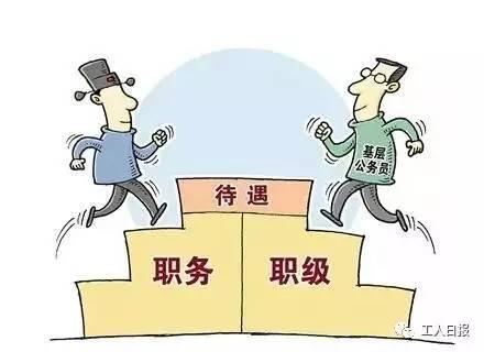 《中华人民共和国公务员法》规定,公务员的职务与级别是确定公务员工资及其他待遇的依据。