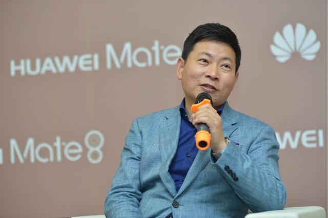 余承东:华为手机1.4亿部销售目标完成