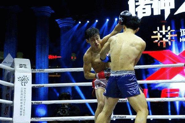 拳坛李元霸!王文峰期盼对阵日本武道最强兄弟
