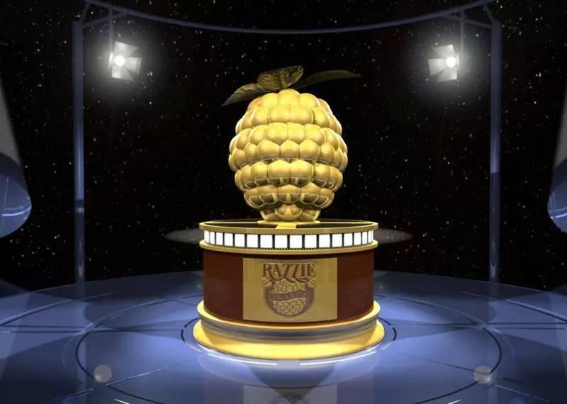 金酸莓奖。