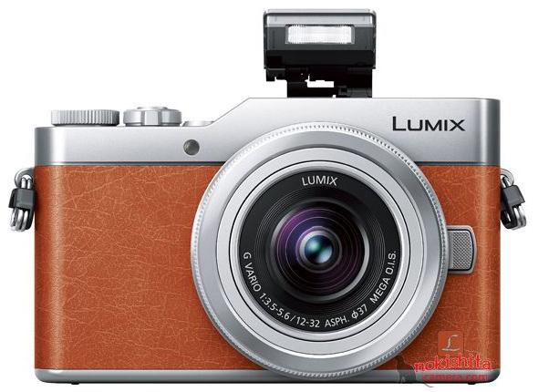 松下Lumix GF9新相机曝光:1600万像素,主打自拍