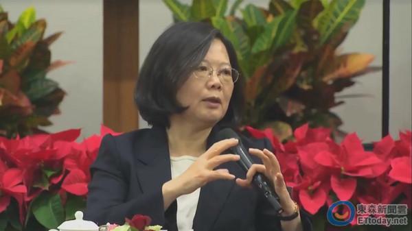蔡英文妄称,但这几个月来,台湾人民的普遍感受,是双方尽力维持理性及冷静的立场,已经有些变化。北京当局,正一步步地退回对台湾分化、打压,甚至威胁、恫吓的老路,我们希望这不是北京当局政策性的抉择,但要提醒这样的作为伤害了台湾人民的情感,也影响到两岸关系的稳定。