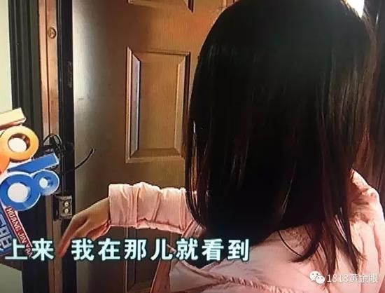 租住在杭州下沙的小甄姑娘说,上周四,有一名男子在她房间门口干的事,把她吓坏了。