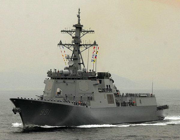 外媒评十大顶级驱逐舰中国两款上榜