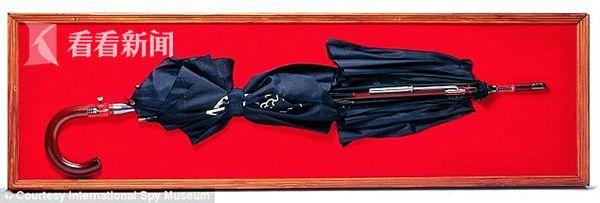 这把保加利亚雨伞曾经在1978年,在伦敦大街上暗杀了一名持不同政见者,雨伞伞头能射出剧毒子弹。_article_url', 'Content':'', 'Attributes':[], 'Children':[