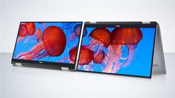 360度翻转:戴尔XPS13二合一Win10笔记本图赏