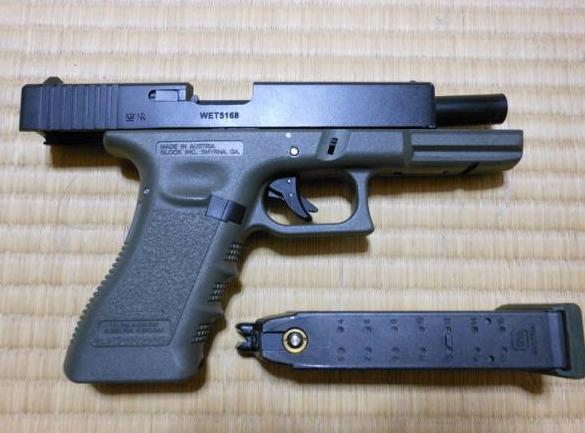 G18C仿真枪