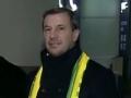 视频-故地重游 国安新帅何塞与教练组抵达北京