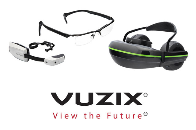 Vuzix公司推出黑色版M3000智能太阳眼镜