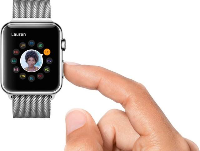 Apple Watch三代有消息了 明年秋发布