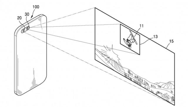 三星双摄像头专利曝光:Note8或将配备
