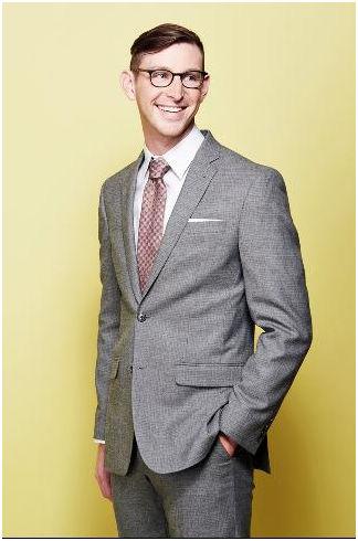 Daniel Houghton 28岁 孤独星球CEO