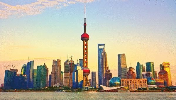 上海外滩 来源:Flickr
