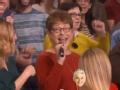 《艾伦秀第14季片花》第七十三期 全场即兴传唱笑点多 模仿游戏撞胸撞臀辣眼睛