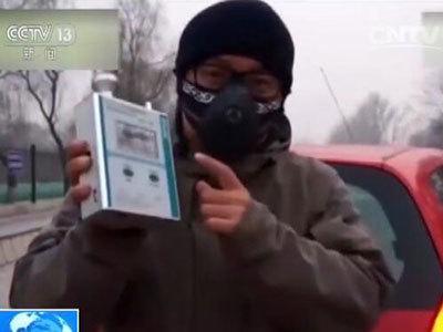 杨浦区至便携检测仪证明汽车尾气能降霾?专家回应不科学