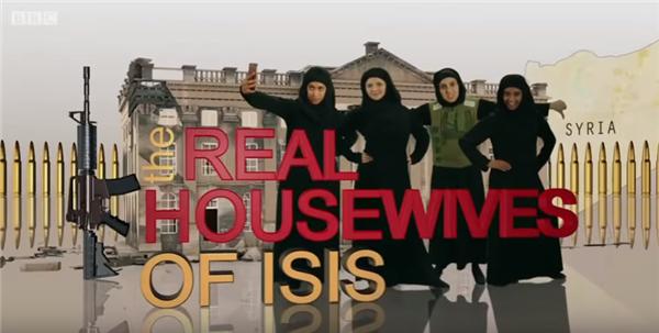 这部喜剧短片的主角是4位嫁到叙利亚的英国人。