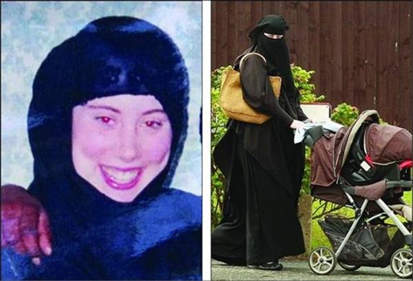 大学期间,她在专门讨论伊斯兰教的网上聊天室里,认识了后来的丈夫杰曼・林赛。